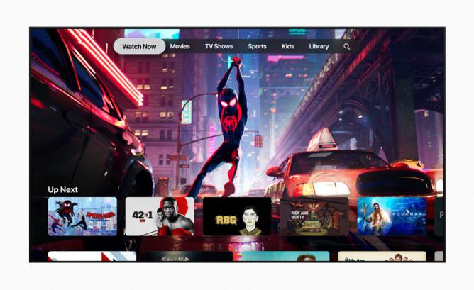 Apple анонсировала стриминговый сервис Apple TV+