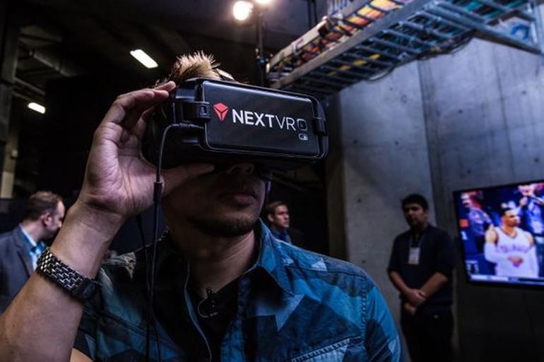 Apple купила компанию NextVR за $100 млн