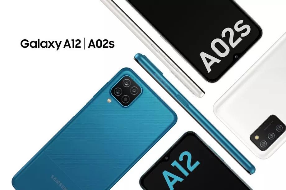 Samsung представила первые бюджетные смартфоны 2021 года — Galaxy A12 и Galaxy A02s