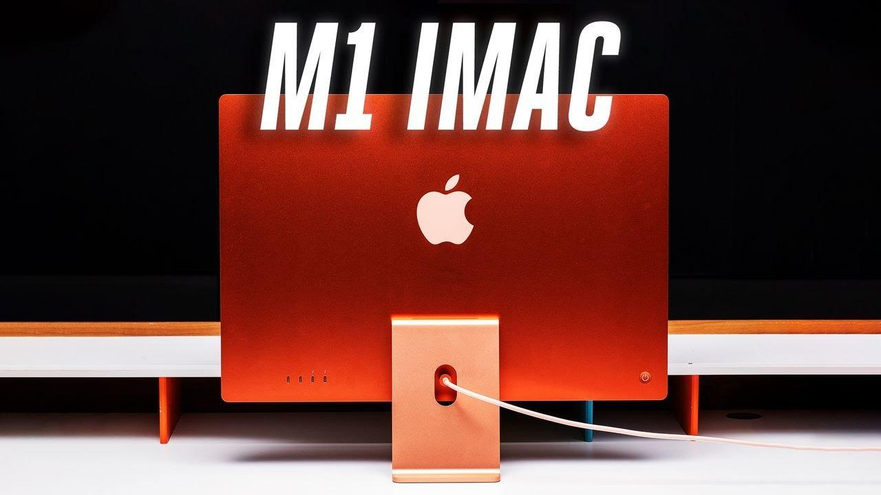 Вышли первые обзоры на iMac с M1