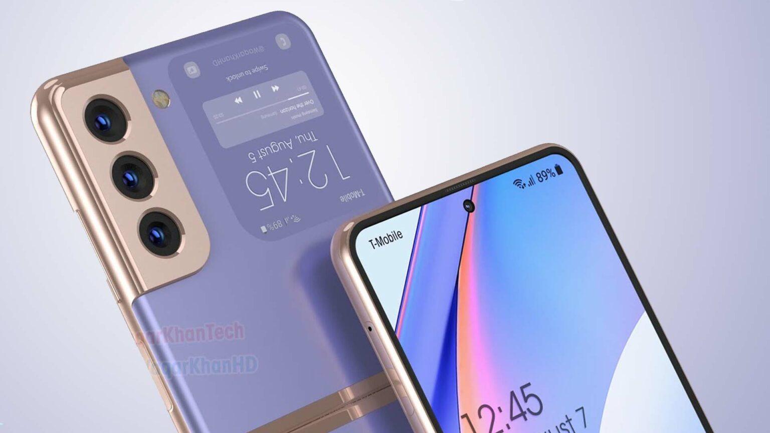 Samsung приступила к массовому производству раскладушек Galaxy Z Flip3. Анонс совсем скоро