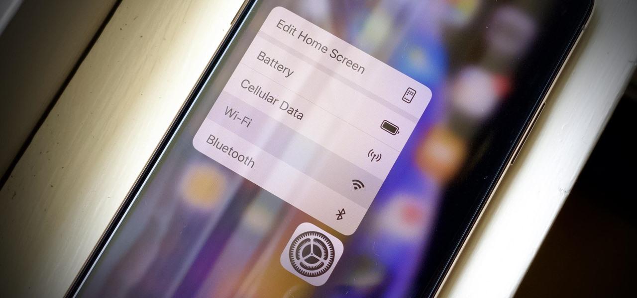 Странное название сети Wi-Fi может сломать любой iPhone